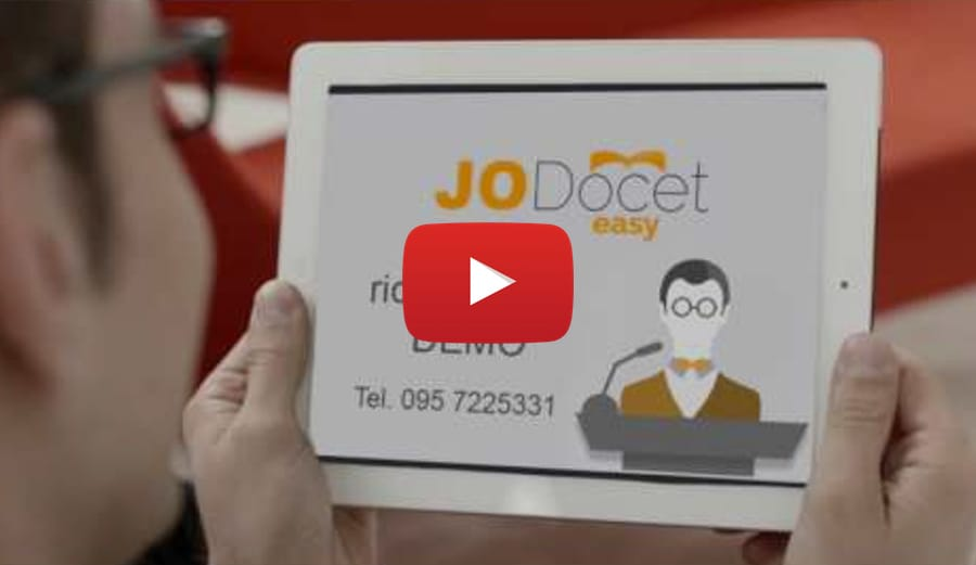 Thumb video Youtube JO Docet Easy
