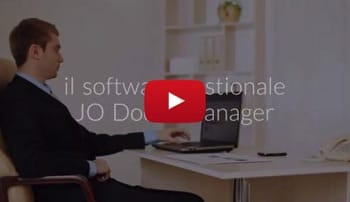 JO Docet Manager Software Gestionale